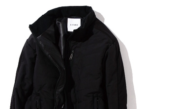 PRODUCT_AIR QUILTED JKT