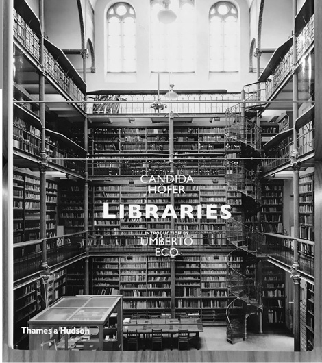 CANDIDA HOFER:LIBRARIES