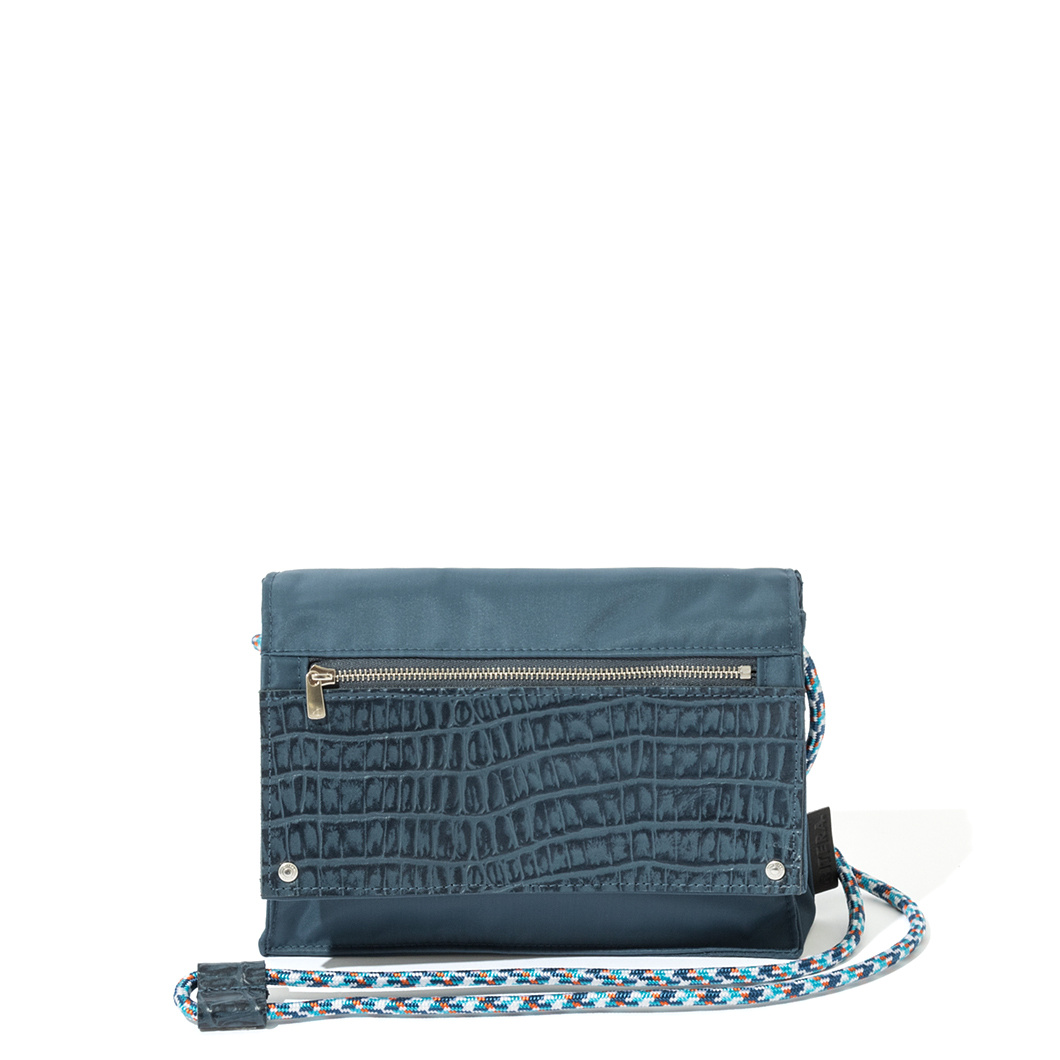 CROCO SLIDER BAG